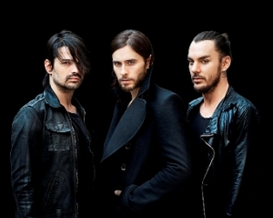 Concert Thirty Seconds to Mars