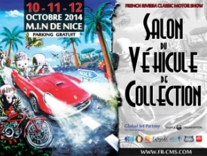"Salon du véhicule de collection ""French Riviera Classic Motor Show"""