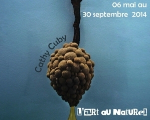"Exposition Cathy Cuby ""L'art au naturel"""
