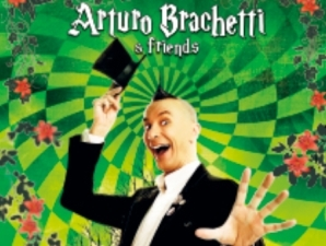"Spectacle Arturo Brachetti et Friends ""Comedy Majik Cho"""