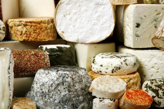 Le fromage gourmet