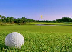 Golf 18+9 trous - SAINT DONAT