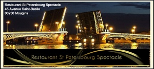 LE SAINT-PETERSBOURG